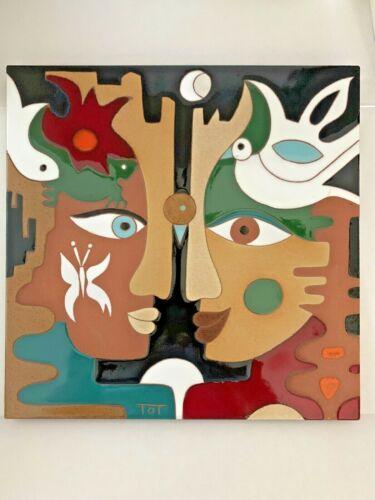 Justine Tatarsky Tile Tile Art