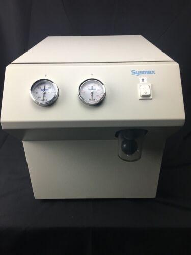 SYSMEX PU-13 PNUEMATIC VACUUM PUMP
