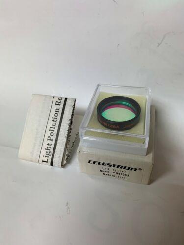 "Celestron 94126A LPR Light Pollution Reduction Filter 1.25"""