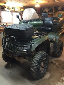 2007 Arctic Cat 500