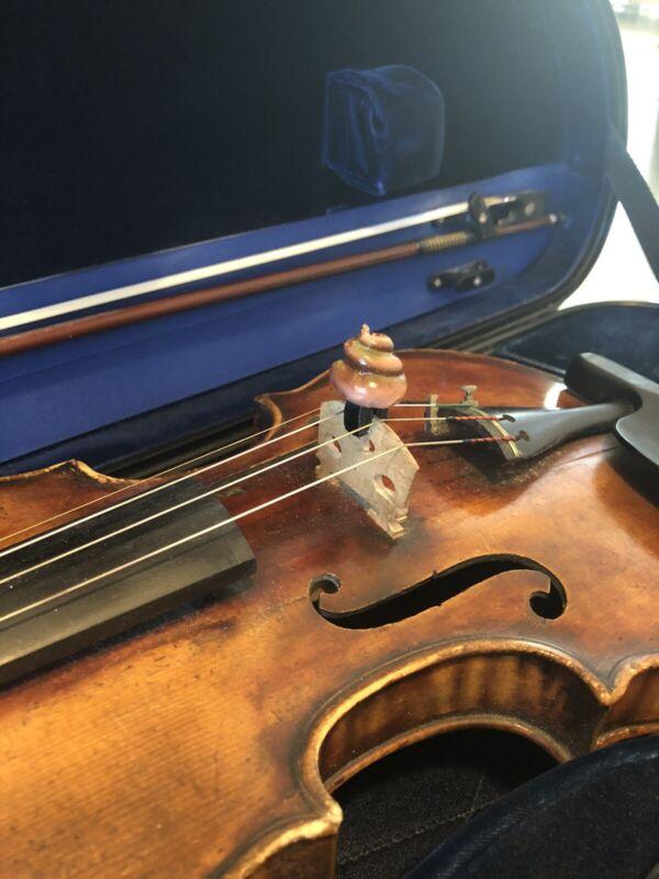"""NEW! Violin/Viola """"POOP MUTE""""  LOOK! Violin Mute Viola Mute"""