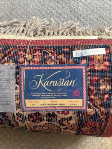 Karastan Rug- Kirman #717  8.8' x 12'