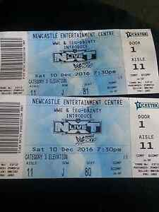 WWE TICKETS Windale Lake Macquarie Area Preview