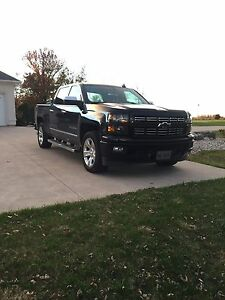 2015 Silverado LT - Custom Black Edition