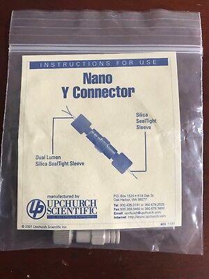Upchurch P-773 Nano-y Connector