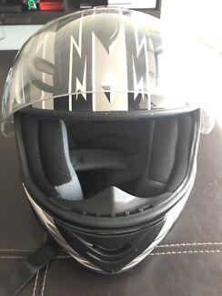 Aus/nz safety approved motorbike helmet