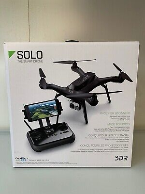 Drone professionnel 3DR Solo neuf pour gopro