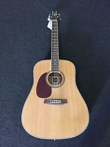 BRAND NEW LEFT HANDED ACOUSTIC GUITAR Malaga Swan Area Preview