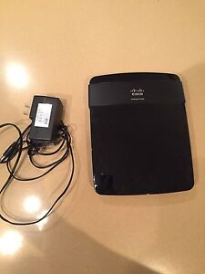 Cisco Linksys E1200 wireless router