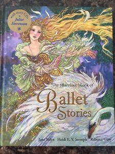 The Barefoot Book of Ballet Stories + 2 Story CDs