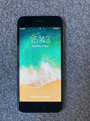 Apple iPhone 6 Space Grey 16GB Used
