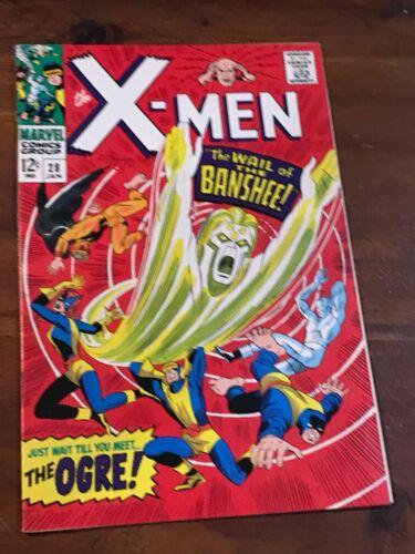 X-men #28 1st app Banshee JC Penney reprint 1994 see description Marvel Comics