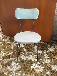 Retro Vintage Dolls Children's Chair West Footscray Maribyrnong Area Preview