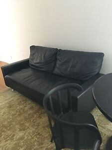 Sofa plus Ottoman - Two Seater Seaforth Manly Area Preview
