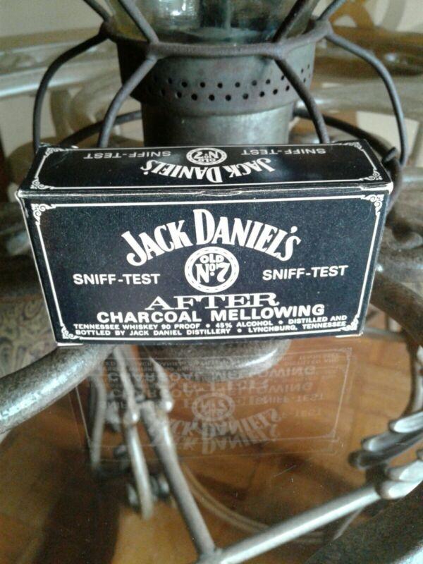 Rare Jack Daniels Sniff -Test Box