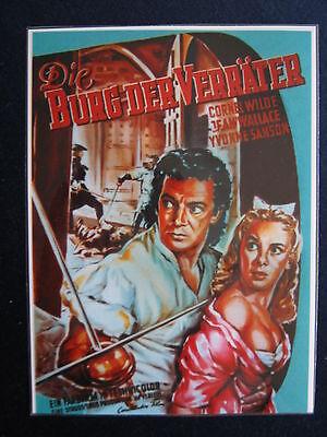 laminiertes Filmplakatmotiv als DVD-Cover :  Die Burg der Verräter 2. online kaufen