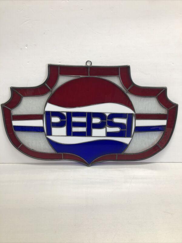 vintage pepsi sign Made A10