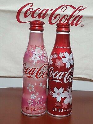 PEACOCK Premium Soda Snow Cola Coke Korean Special Edition 390ml Full Bottle