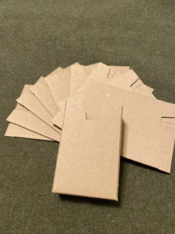 BANDOLEER INSERT BOXES  .223 / 5.56 mm .  TWENTY FIVE  (25) EACH.