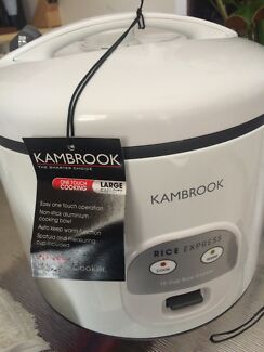 brand new Kambrook Rice Cooker 10 cup KRC400 Turramurra Ku-ring-gai Area Preview