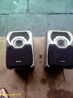 Panasonic 100watt speakers