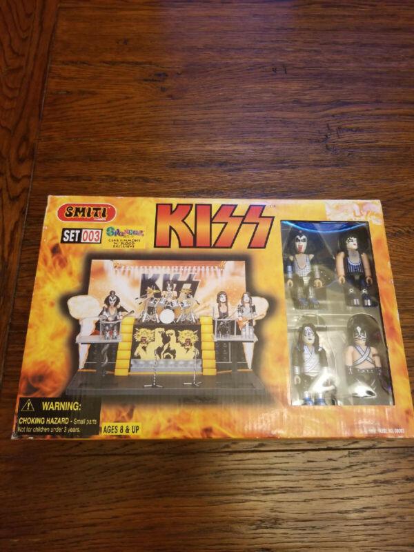 Smiti Kiss Band set003 Alive II toy set Spencers Gene Simmons BLOOD Figure