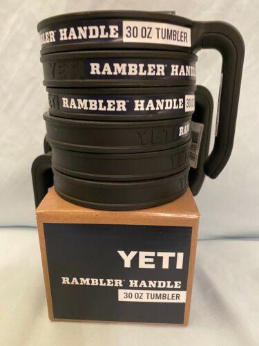 BRAND NEW AUTHENTIC YETI 30 oz Tumbler RAMBLER HANDLE