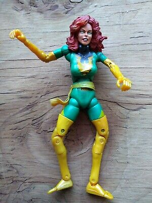Marvel Legends Series 6 Phoenix Jean Grey Action Figure X Men 2004