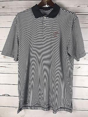 Peter Millar Summer Comfort Harbour Town Hhi Golf Polo Shirt  Mens Large