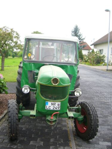 traktor schlepper deutz