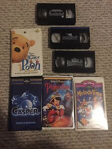 VHS Tapes for sale