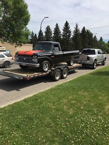 Towing Edmonton to Calgary & more $ave