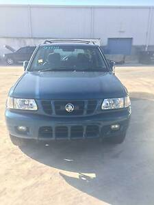 "2000 Holden Frontera *** CHEAP USED PARTS *** """"WRECKING"""" Dandenong South Greater Dandenong Preview"