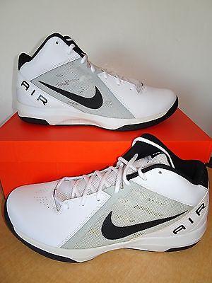 NWD Men's Nike THE AIR OVERPLAY IX WhiteBlack · $49.99