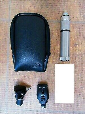 Welch Allyn Diagnostic Set Otoscope Coaxial Opthalmoscope 97150 11720 25020