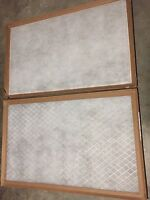 Furnace filters! All sizes - cheap