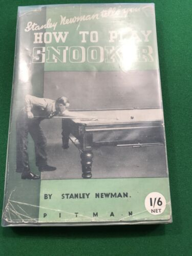 How To Play Snooker Stanley Newman