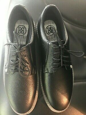 G Fore Gallivanter Golf Shoes Mens Collection -Onyx Color Size 9.5 US
