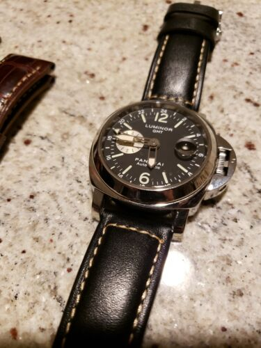 Panerai Luminor Pam 88 00088- GMT-44mm Watch -2008 -Boxes/Papers - watch picture 1