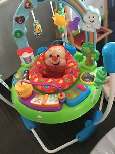 Exerciseur / sauteuse Fisher Price