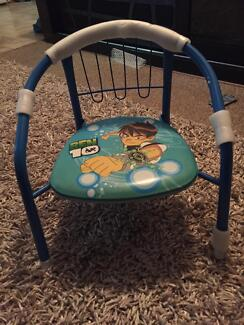 Ben 10 Toddler Chair Banyo Brisbane North East Preview