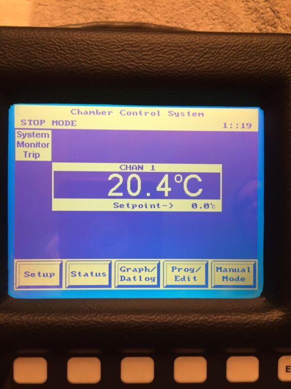 Thermotron 7800 Controller #1033470