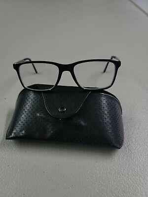 RALPH LAUREN RL6133 5001 Black Frames 54mm Men's Eyeglasses + Case