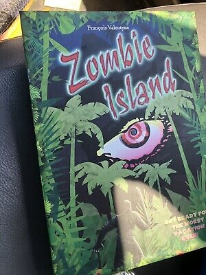 Zombie Island Game 2014 Flux Capacity Used/Excellent + Halloween Game Idea