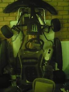 Go kart Yamaha 100s Keilor Downs Brimbank Area Preview