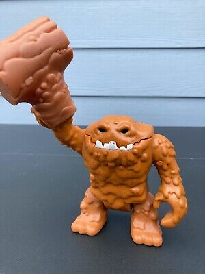 Fisher Price Imaginext DC Super Friends Clayface Figure w/ Hammer