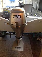 Honda 4 stroke outboard 20 HP Reedy Creek Gold Coast South Preview