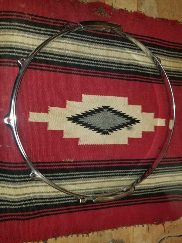 """Vintage Yamaha Custom 14"""" Snare Drum Diecast Hoop 10 Lug Japan"""