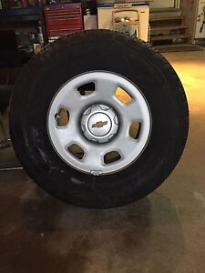 """Brand new Good Year / Fortitude 16"""" tires and rims Cambridge Kitchener Area image 1"""