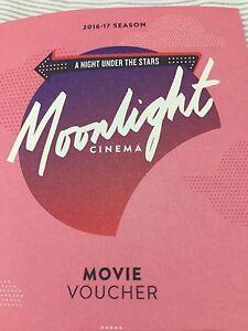 Moonlight  cinema $15 each instead of $19 Glebe Inner Sydney Preview